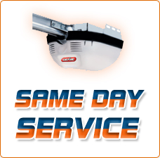 Oakland Garage Door Services same day service
